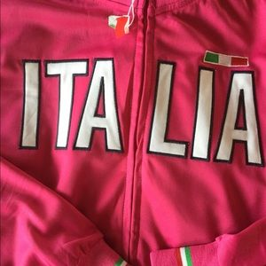 Girls Italia Jacket 🌺